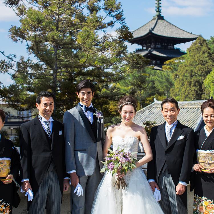 少人数で叶える菊水楼の結婚式