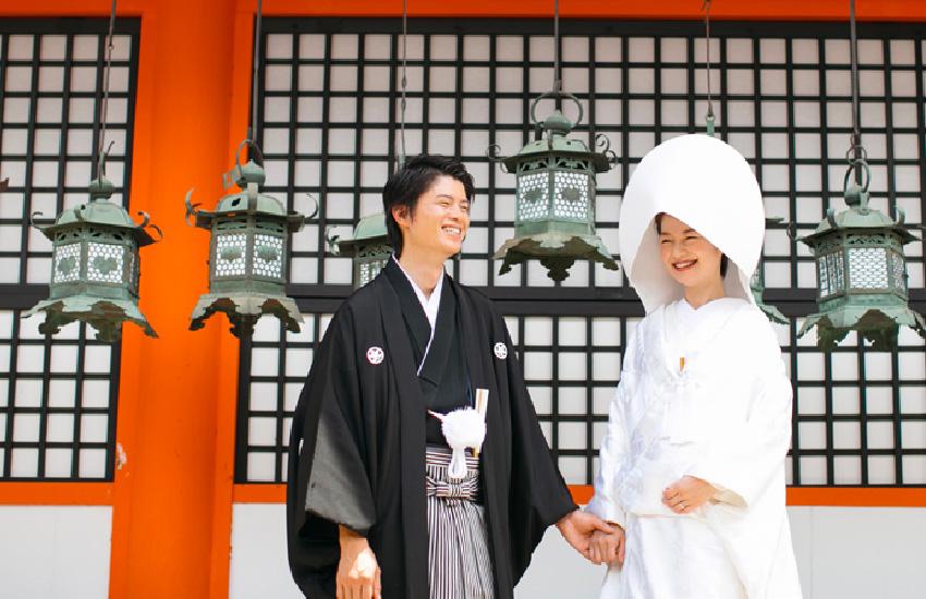 五感をくすぐる料理でもてなす、日本の結婚式