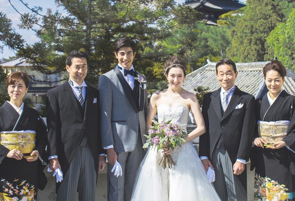 少人数で叶える 安心の菊水楼の結婚式